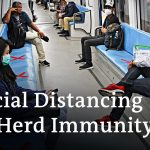 Can controlled 'herd immunity' be an alternative to social distancing?   Coronavirus Analysis