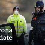 Coronavirus update: Countries around the world impose stricter measures | DW News