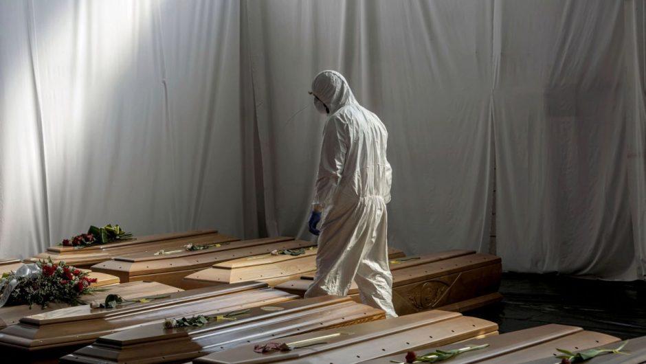 Europe reaches grim milestone, surpasses 100,000 coronavirus deaths