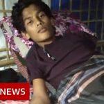 coronavirus:  Rohingya refugees stranded at Sea – BBC News