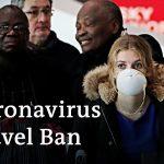 EU leaders: 'Trump's coronavirus travel ban makes no sense'   DW News