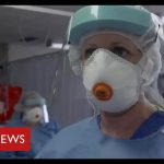 "Coronavirus frontline: hospital staff ""overwhelmed"" by ""onslaught of admissions"" – BBC News"