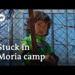 Coronavirus leaves refugee children stranded in Greek camps | DW News