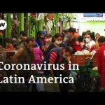 Coronavirus cases in Latin America top 100,000 | DW News