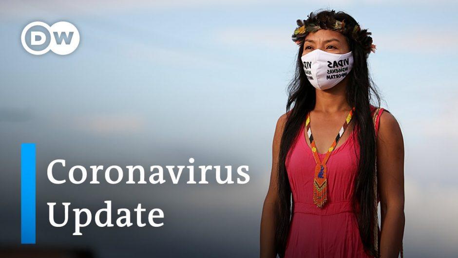190,000 deaths in Africa? +++ Brazil in crisis | Coronavirus latest