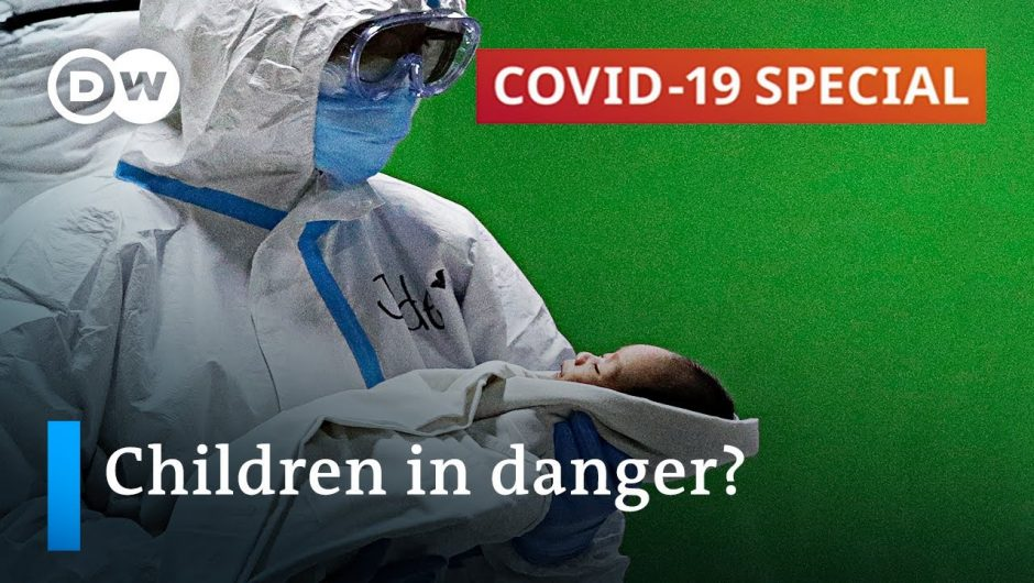 Coronavirus: How contagious are children and how sick can they get? | COVID-19 Special
