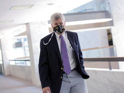 Republican senator Bill Cassidy tests positive for coronavirus