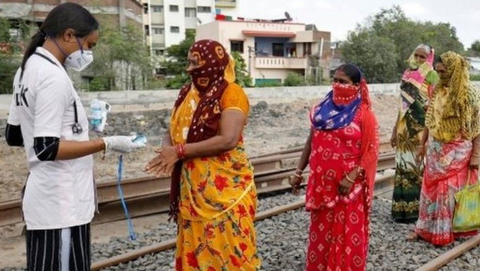 India's coronavirus infections top five million mark