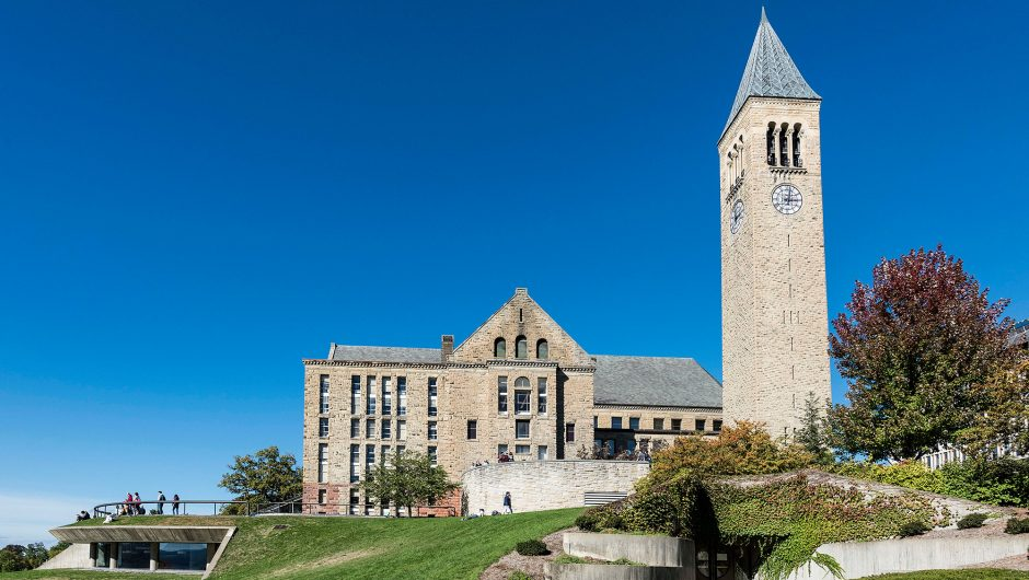 Cornell University reports COVID-19 cluster of nearly 40 cases