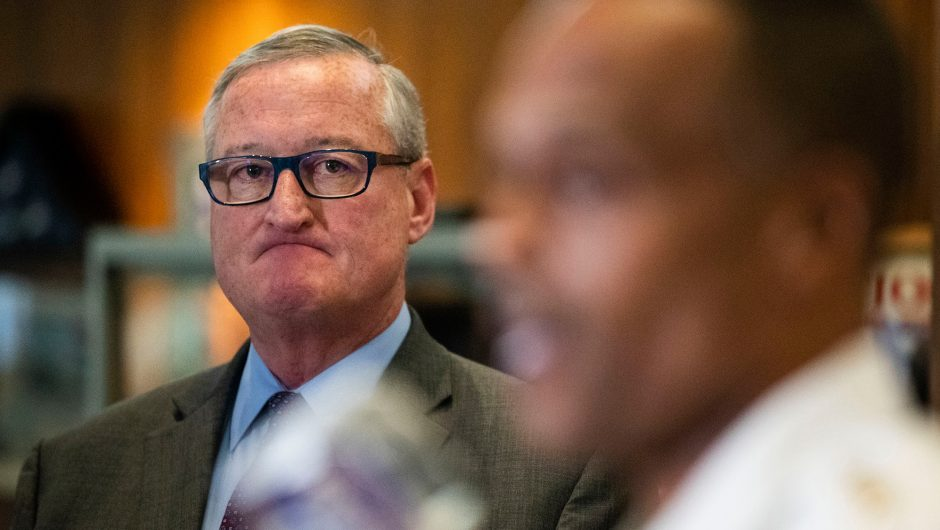 Philadelphia mayor criticized for dining indoors amid COVID-19