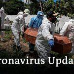 Brazilians protest corona response +++ New quarantine measures in the UK   Coronavirus Update