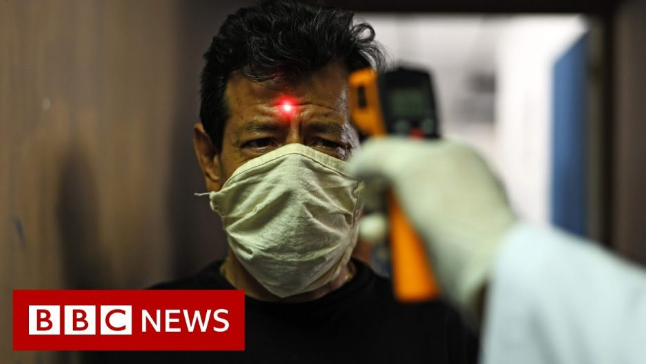 Coronavirus: Confirmed global cases pass one million – BBC News