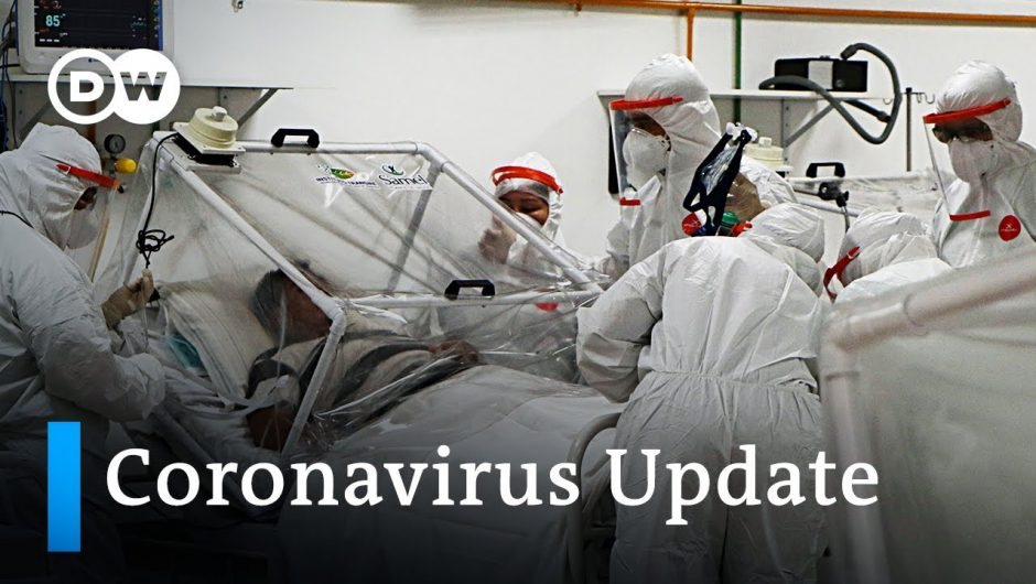 Trump feuds with WHO and China +++ Brazil now has third highest number of cases   Coronavirus Update