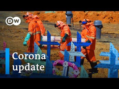 Brazil's health minister resigns +++ India surpasses China in COVID-19 cases   Coronavirus update
