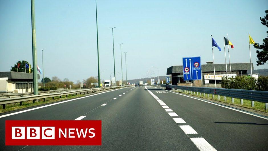 Europe's borders and coronavirus – BBC News