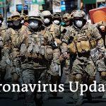 Coronavirus death toll supasses 300,000 +++ Bolivian protesters defy lockdown orders   Corona update