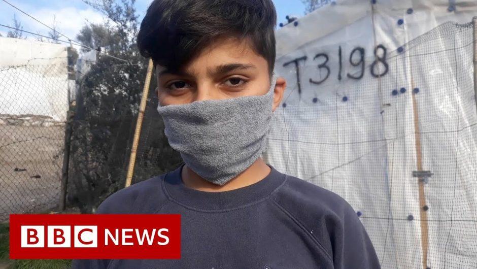 Coronavirus: Are refugee and migrant camps prepared? – BBC News