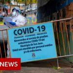 coronavirus: Half a million people have now contracted the virus globally – BBC News