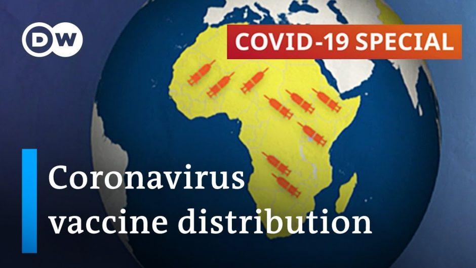 Coronavirus vaccine distribution: A question of wealth?   COVID-19 Special