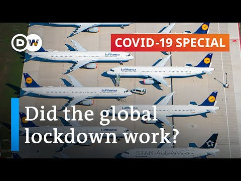 How well did the global coronavirus lockdown work?   COVID-19 Special