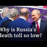 Questions plague Russia's coronavirus reporting | DW News