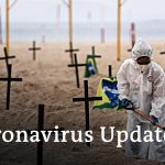 Coronavirus update on the global state of the pandemic | DW News