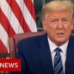 Coronavirus: Five takeaways from Trump's Oval Office address – BBC News