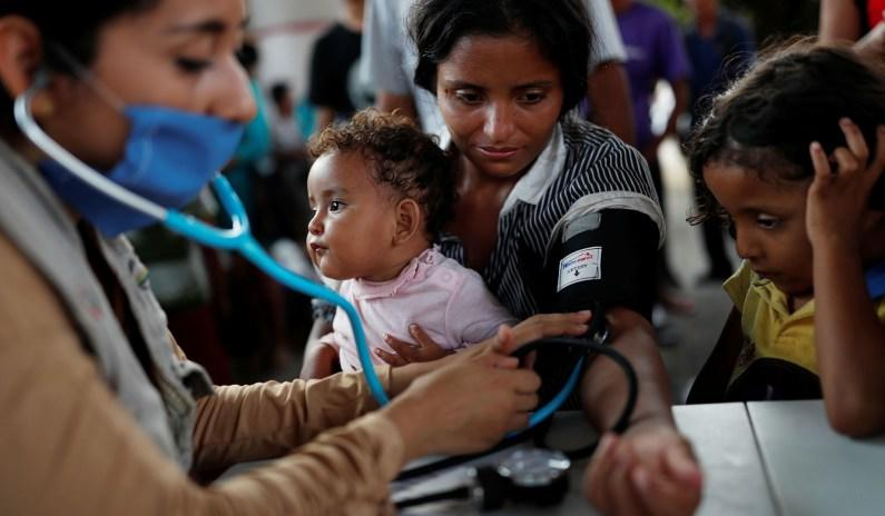 Hundreds of Migrant Children Test Positive for Coronavirus Upon Arrival at HHS Facilities