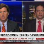 Tucker Casts Doubt on Vaccines After Biden's COVID-19 Speech