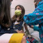 COVID-19 vaccine testing turns to kids