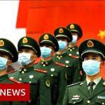 Coronavirus: China's Xi visits hospital in rare appearance – BBC News