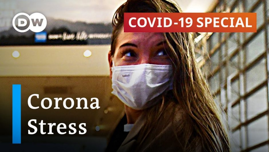 What's the psychological impact of the coronavirus pandemic?   COVID-19 Special