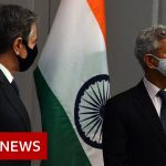 Indian delegates in UK for G7 talks self-isolate – BBC News