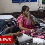 India passes 20 million Covid cases amid oxygen shortage – BBC News