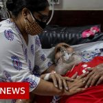India first country to record 400,000 daily Covid cases   – BBC News
