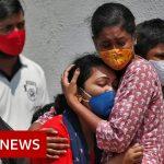 'A coronavirus tsunami we had never seen before' – BBC News