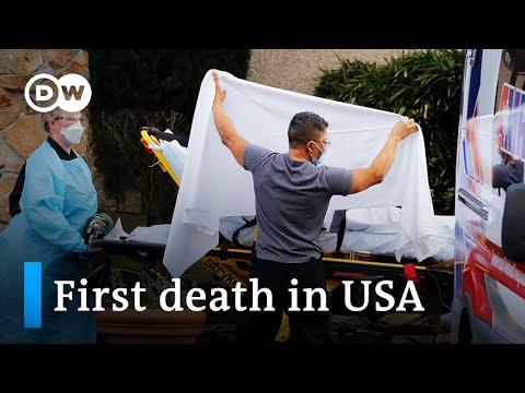 Coronavirus claims first lives in US, Australia, Thailand | DW News