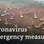Coronavirus spreads to Europe and Australia | DW News