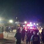 64 dead in fire at coronavirus ward