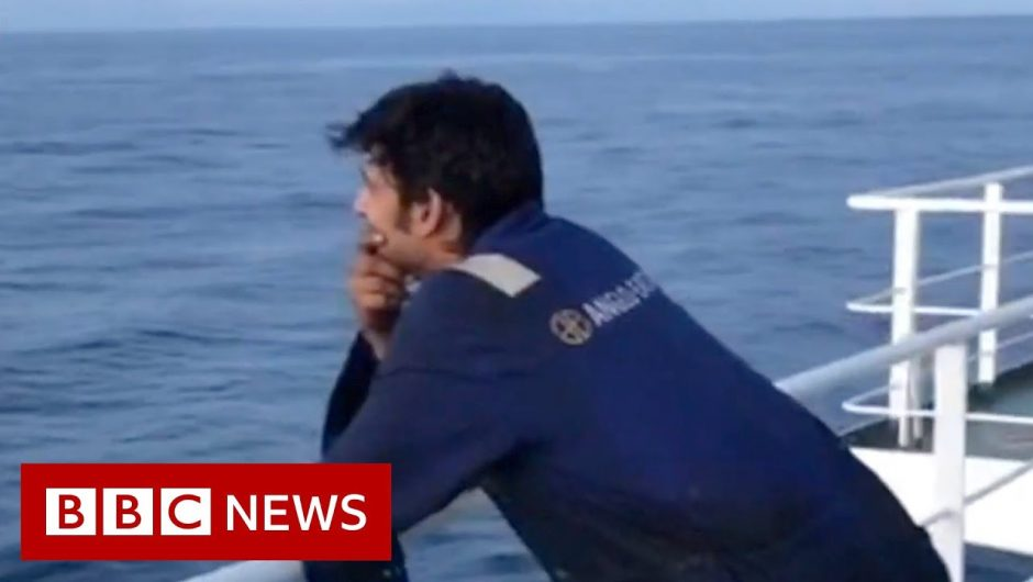 India coronavirus: The stranded sailor yet to meet his daughter – BBC News