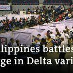 COVID-19: Manila under lockdown as Philippines fights Delta | DW News Asia
