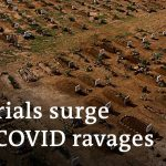 COVID-19's third wave causes havoc in South Africa   DW News