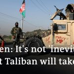 Taliban advance as international troops withdraw from Afghanistan | DW News