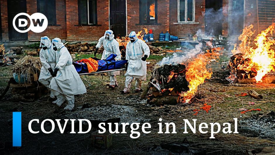 Skyrocketing COVID-19 deaths and infections in Nepal | DW News