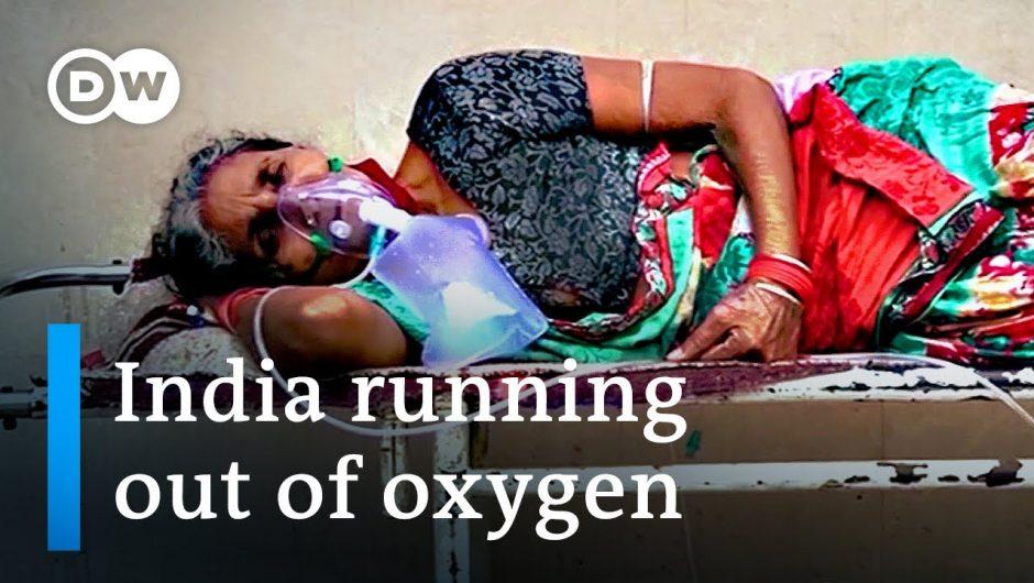India scrambles to fight world's worst coronavirus wave | DW News
