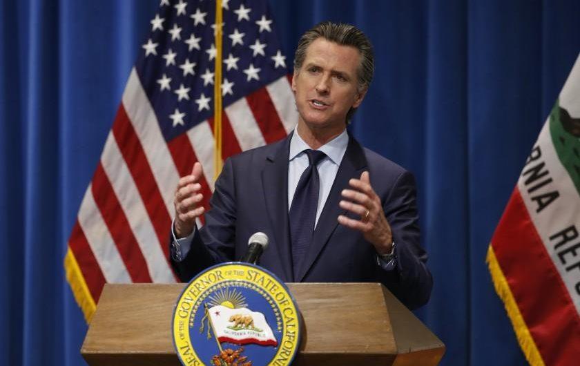Newsom's other COVID-19 recall vulnerability: California's broken unemployment system