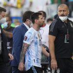 Brazil-Argentina qualifier suspended in coronavirus dispute