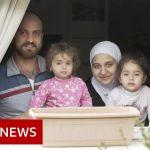 Coronavirus: Lockdown lives behind each door – BBC News