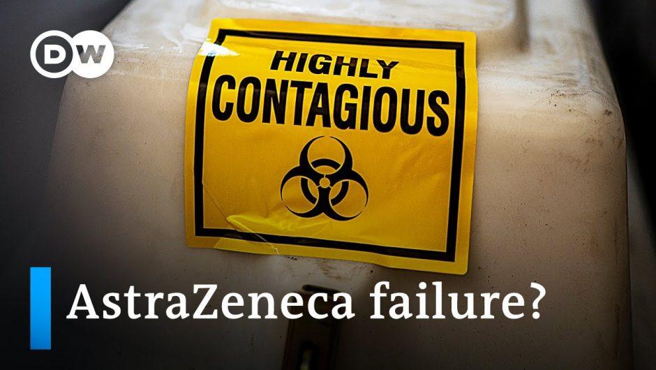 South Africa suspends rollout of Oxford-AstraZeneca coronavirus vaccine | DW News