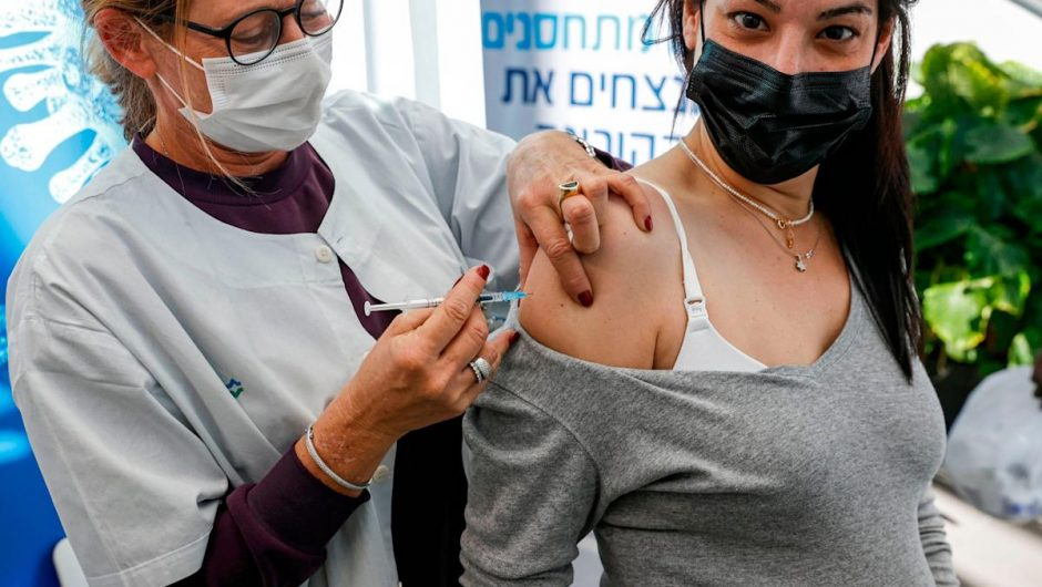 CDC issues an 'urgent' warning for pregnant people to get vaccinated as new data show pregnancy almost doubles the risk of death from COVID-19